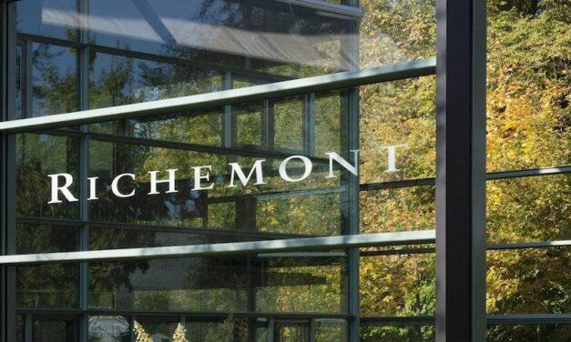 Richemont, bénéfice net en chute de 46%