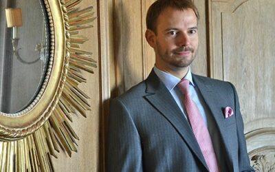 André Terrail et la Tour d'Argent, une histoire de famille