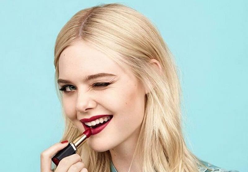 L'Oréal Paris enrôle Elle Fanning comme nouvelle égérie
