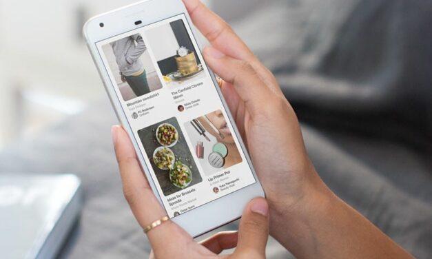Pinterest réalise une levée de fonds de 150 millions de dollars