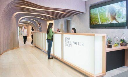 Yoox Net-a-Porter dévoile un nouveau «Tech Hub» en plein cœur de Londres