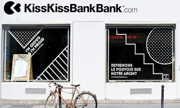 La Banque Postale s'offre KissKissBankBank