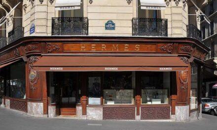 Hermès : rentabilité «historique» au premier semestre 2017