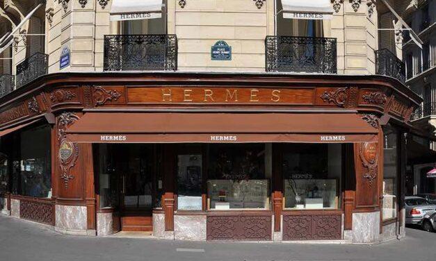 Hermès poursuit sur sa lancée et affiche d'excellents résultats au premier semestre 2018