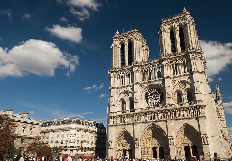 Paris : la fréquentation culturelle chute de -8,4% en 2016