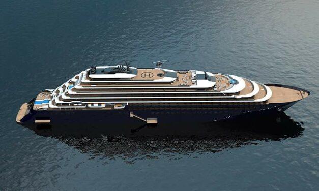 The Ritz-Carlton se lance dans le yachting