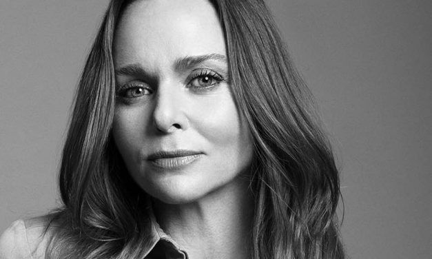Stella McCartney s'engage pour la protection des océans