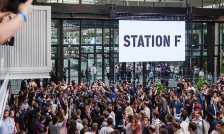 Station F, l'incubateur géant de Xavier Niel, a ouvert ses portes