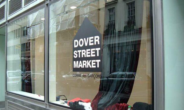 Dover Street Market se déploie à Los Angeles