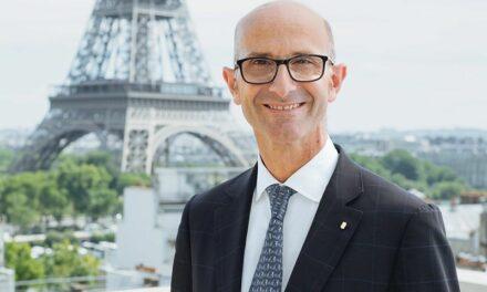 Guy Bertaud nommé directeur général du Shangri-La Hotel Paris