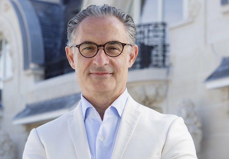 Jean-Luc Cousty nommé à la direction de l'hôtel Lutetia
