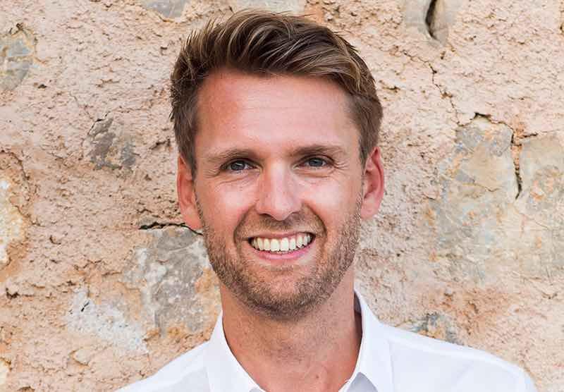 Escada nomme Marco Raab en tant que vice-président de la communication et du marketing
