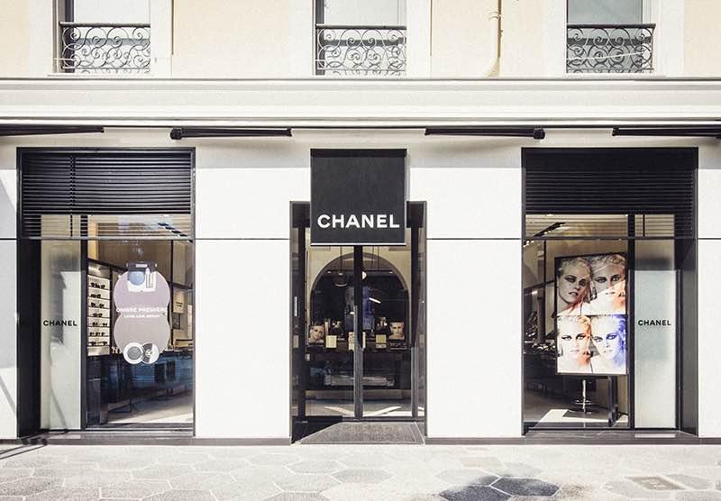 Hot spot beauté de l'été : la boutique Chanel à Nice