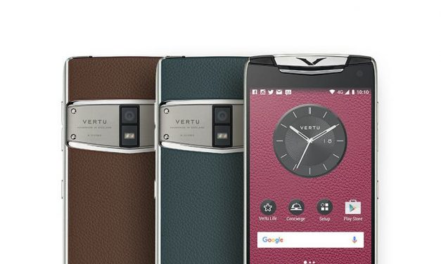 Vertu : le fabricant de smartphones de luxe dans la tourmente