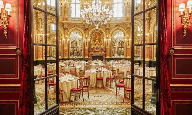 L'InterContinental Paris Le Grand décroche sa cinquième étoile