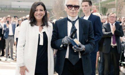 Karl Lagerfeld et Paris, un amour réciproque célébré en grande pompe