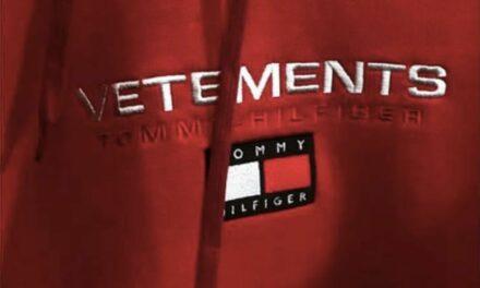 Tommy Hilfiger et Vêtements s'associent autour d'une collection exclusive