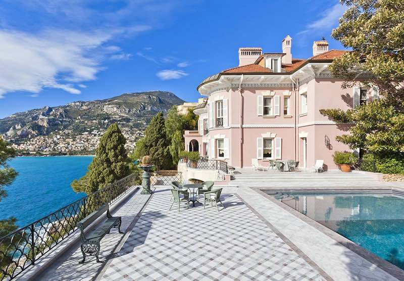 L'immobilier de luxe tire avantage de l'effet Macron