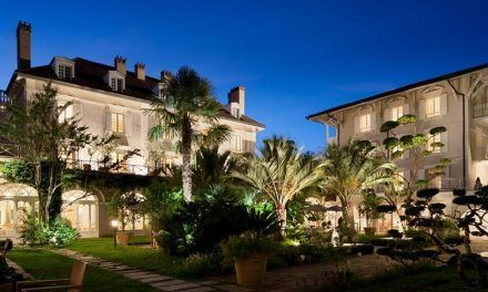 L'hôtel Les Prés d'Eugénie – Michel Guérard rejoint le rang des palaces