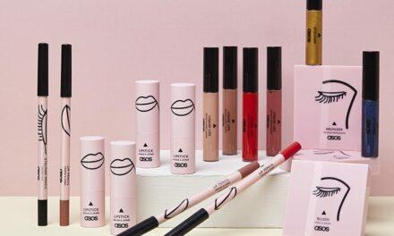 Asos lance sa propre marque de maquillage