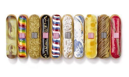 Rentrée gourmande : l'Eclair Week de Fauchon célèbre ses dix ans