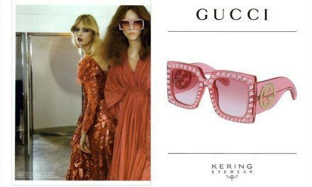 Kering Eyewear va développer des lunettes bio avec Bio-on