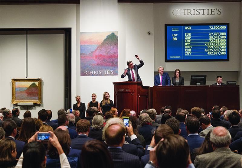 Christie's Education lance des cours en ligne