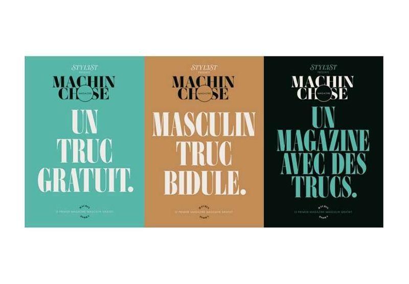 Le magazine Stylist dévoile son pendant masculin