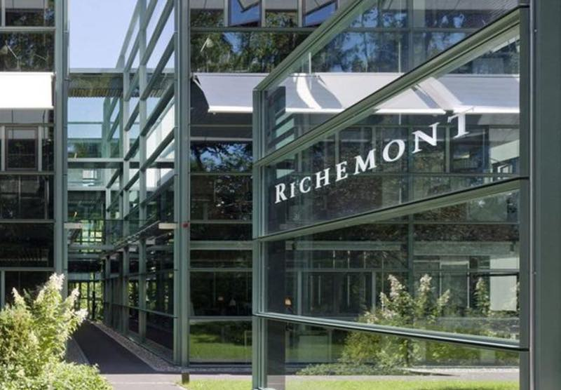 Richemont prévoit un bénéfice net en hausse de +80%