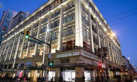 Hudson's Bay cherche à vendre son flagship de Vancouver