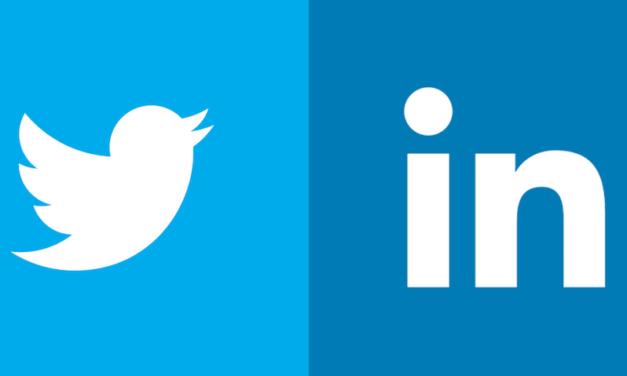 Twitter et LinkedIN, des outils redoutables pour booster votre carrière ou votre business