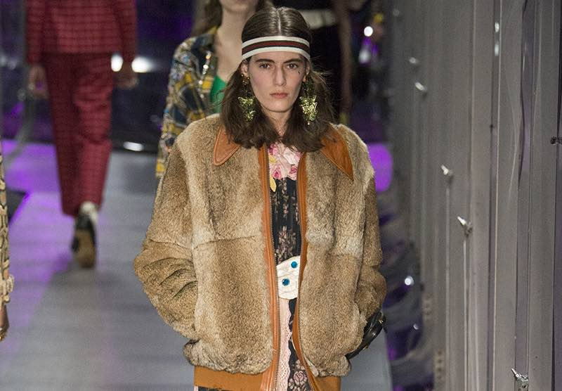 À son tour, Gucci bannit la fourrure de ses collections