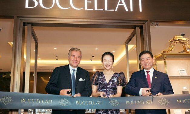 Buccellati inaugure sa première boutique en Chine au Plaza 66