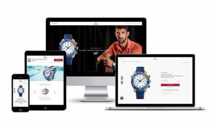 Omega lance son premier site de vente en ligne