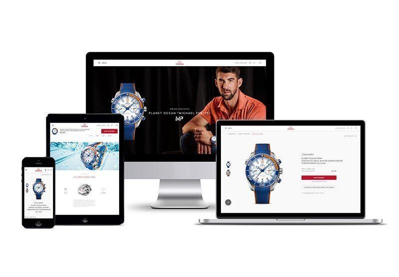 79fc0a49286 Omega lance son premier site de vente en ligne - ABC-Luxe