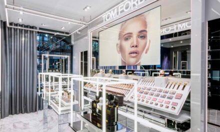 La première boutique Tom Ford Beauty ouvre ses portes à Londres