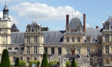 Le château de Fontainebleau entre au Comité Colbert