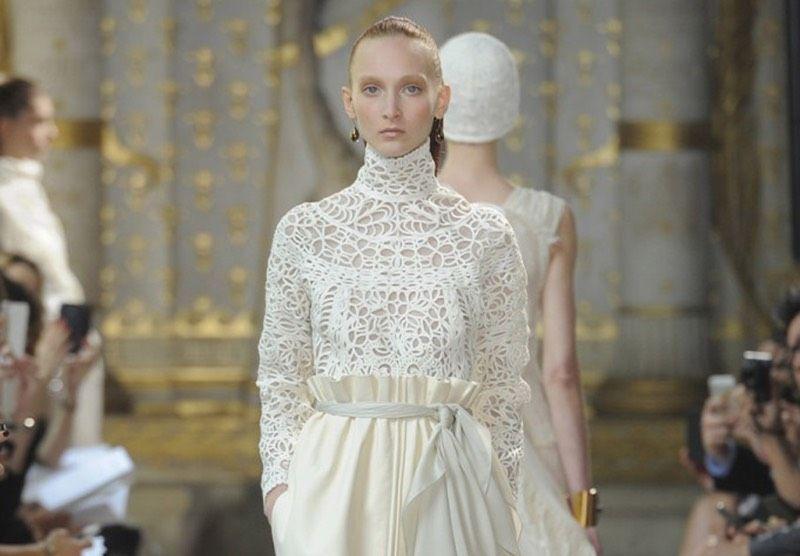 Fashion week haute couture christophe josse et - Chambre syndicale de la haute couture parisienne ...