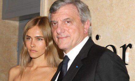 Après 20 ans à la tête de Dior, Sidney Toledano quitte ses fonctions