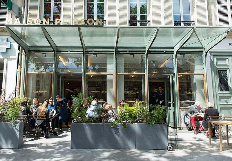 La Maison Plisson s'offre une seconde adresse parisienne