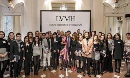 LVMH inaugure la branche italienne de son Institut des métiers d'excellence