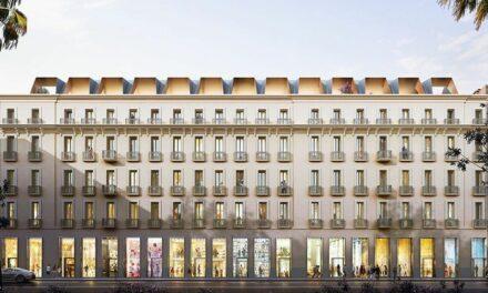 Un nouvel hôtel de luxe à Nice sous enseigne Maison Albar