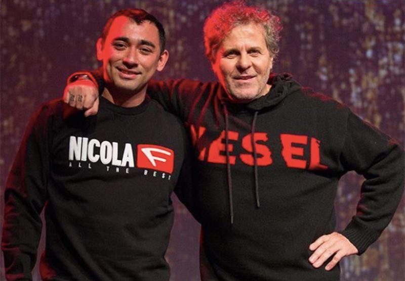 Nicola Formichetti quitte Diesel