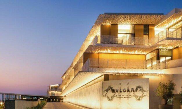 Bulgari dévoile un nouvel hôtel à Dubaï
