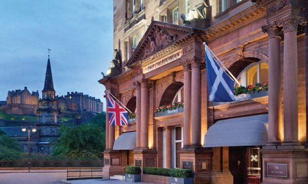 Vente record pour le Waldorf Astoria Edinburgh