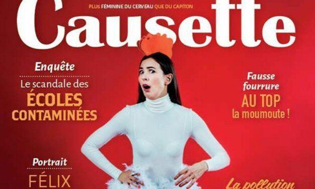 Le magazine féministe Causette placé en redressement judiciaire