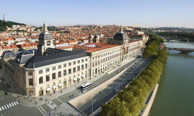 Citadium met le cap sur le Grand Hôtel-Dieu à Lyon