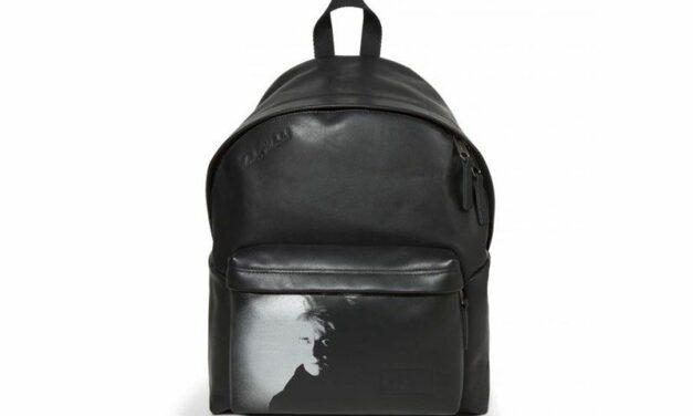 Eastpak rend hommage au roi du Pop-art Andy Warhol