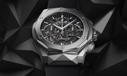 L'art se porte au poignet : nouvelle collaboration Hublot
