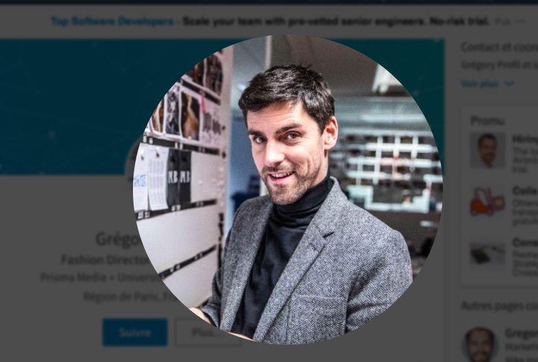 Gala accueille Grégory Crognier en tant que nouveau directeur de la mode